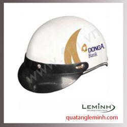 Mũ bảo hiểm quảng cáo - mũ bảo hiểm nửa đầu không kính 027