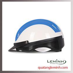 Mũ bảo hiểm quảng cáo - mũ bảo hiểm nửa đầu không kính 016