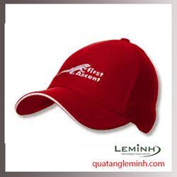 Mũ lưỡi trai - mũ du lịch - mũ quảng cáo 012