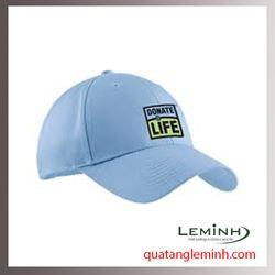 Mũ lưỡi trai - mũ du lịch - mũ quảng cáo 024