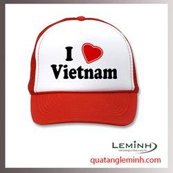 Mũ lưỡi trai - mũ du lịch - mũ quảng cáo 001