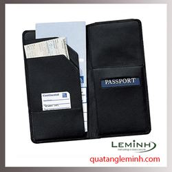 Bao hộ chiếu , ví du lịch chất liệu da, giả da 022