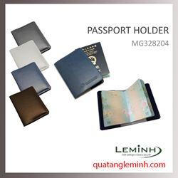 Bao hộ chiếu , ví du lịch chất liệu da, giả da 001