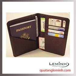 Bao hộ chiếu , ví du lịch chất liệu da, giả da 018