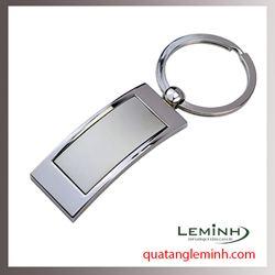 Móc khóa quà tặng - Móc khóa kim loại độc đáo 002