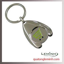 Móc khóa quà tặng - Móc khóa kim loại độc đáo 006