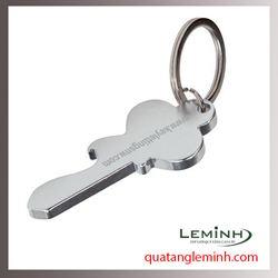Móc khóa quà tặng - Móc khóa kim loại độc đáo 011