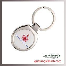 Móc khóa quà tặng - Móc khóa kim loại độc đáo 015