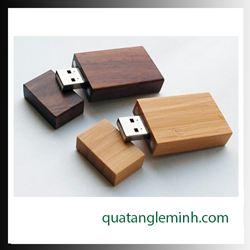 USB quà tặng - USB gỗ 002