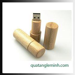 USB quà tặng - USB gỗ 003