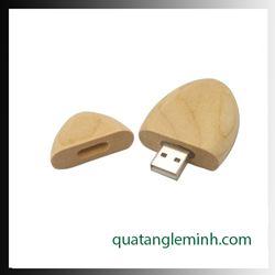 USB quà tặng - USB gỗ 004