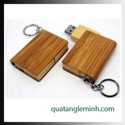 USB quà tặng - USB gỗ 005
