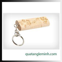 USB quà tặng - USB gỗ 006