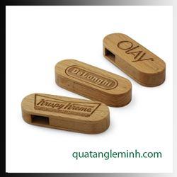 USB quà tặng - USB gỗ 001