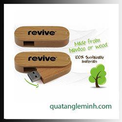 USB quà tặng - USB gỗ 012