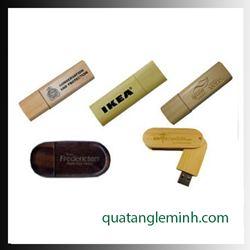 USB quà tặng - USB gỗ 030