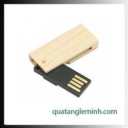 USB quà tặng - USB gỗ 029