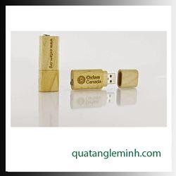 USB quà tặng - USB gỗ 028