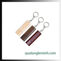 USB quà tặng - USB gỗ 027
