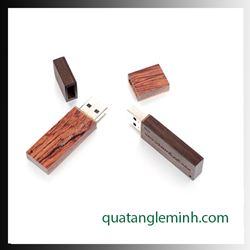 USB quà tặng - USB gỗ 026