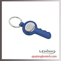 Móc chìa khóa quà tặng - Móc chìa khóa da 016