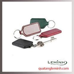 Móc chìa khóa quà tặng - Móc chìa khóa da 015