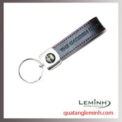 Móc chìa khóa quà tặng - Móc chìa khóa da 013