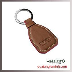 Móc chìa khóa quà tặng - Móc chìa khóa da 011