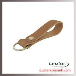 Móc chìa khóa quà tặng - Móc chìa khóa da 010