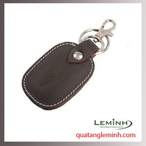 Móc chìa khóa quà tặng - Móc chìa khóa da 003
