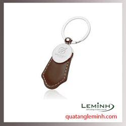 Móc chìa khóa quà tặng - Móc chìa khóa da 005