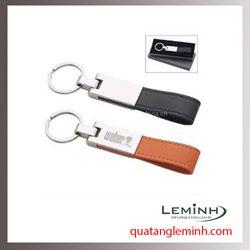 Móc chìa khóa quà tặng - Móc chìa khóa da 006