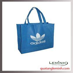 Túi vải không dệt - túi hộp quai xách 030