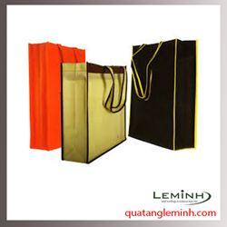 Túi vải không dệt - túi hộp quai xách 028