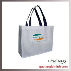 Túi vải không dệt - túi hộp quai xách 019