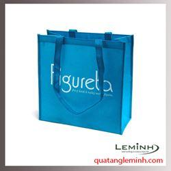 Túi vải không dệt - túi hộp quai xách 004
