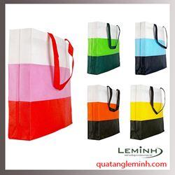Túi vải không dệt - túi hộp quai xách 014