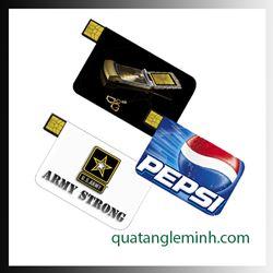 USB quà tặng - USB card 008