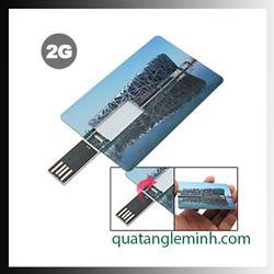 USB quà tặng - USB card 010