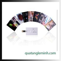 USB quà tặng - USB card 014