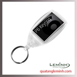 Móc khóa quà tặng - Móc khóa mica 006
