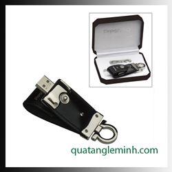 USB quà tặng - USB da 001