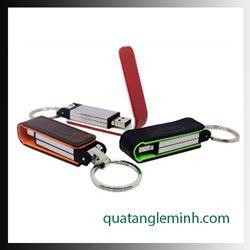 USB quà tặng - USB da 004