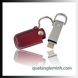 USB quà tặng - USB da 009