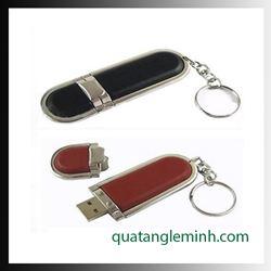 USB quà tặng - USB da 011