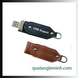 USB quà tặng - USB da 014