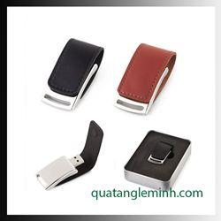 USB quà tặng - USB da 015