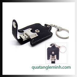 USB quà tặng - USB da 021