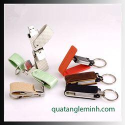 USB quà tặng - USB da 022