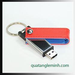 USB quà tặng - USB da 023